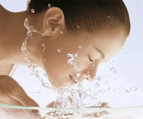umivanie lica