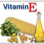 Витаминная азбука. Витамин Е (токоферол).
